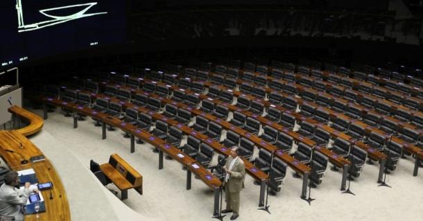 plenario-vazio